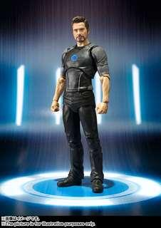 VERY RARE & HOT! *Urgent Pre-Order* Bandai Tamashii Japan Marvel Iron Man 3 S.H.Figuarts SHF Tony Stark Figure Re-Issue (Japan Version)!