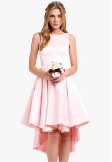 FOR RENT: Bridesmaids High Low Structured Dress (Small)