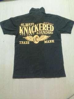 T-shirt Kolar KNACKERED