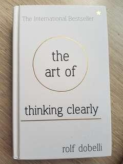 🚚 The art of thinking clearly by rolf dobelli