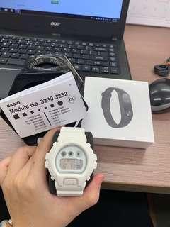 G-SHOCK + MiBand2