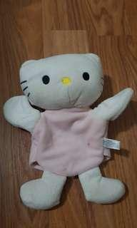 Hello kitty puppet dolls