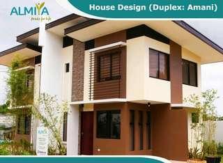 Duplex Unit @ ALMIYA in Canduman, Mandaue City