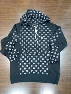 HOF COTTON FRENCH TERRY HOODED SWEAT SHIRT (全新)