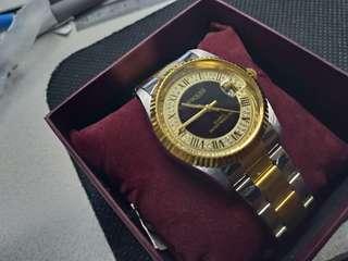 S2 Square fashion classic watch 鋼錶 手錶