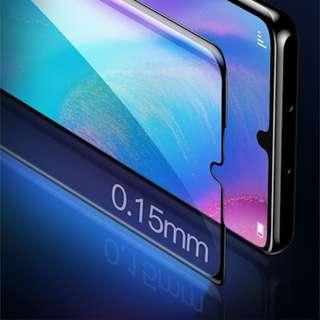 [Baseus]Baseus 0.15mm full-screen curved anti-explosion soft screen protector For P30 Pro Black