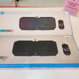 Hp Gaming Keyboard & Mouse