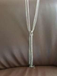 Kalung mfosis warna silver
