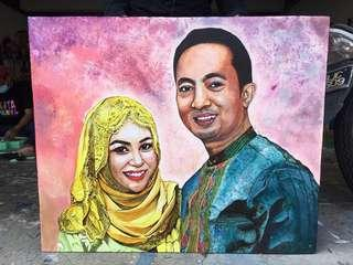 Portrait Painting (Custom Made)