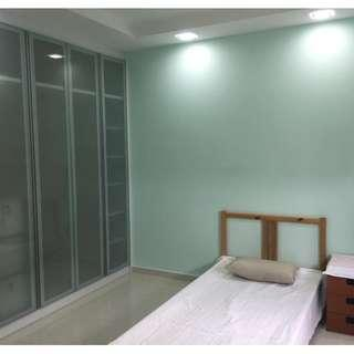 Fully furnished room for rent @ Bukit Batok! No agent fees! :) $650 with aircon!