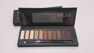 BNIB Paula's Choice The Nude Mattes Eyeshadow Palette
