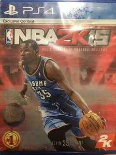 PS4 Games for Sale NBA2K15