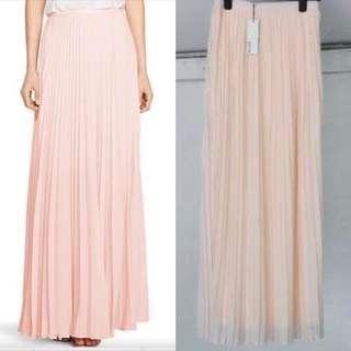 Zalia Pleated Skirt