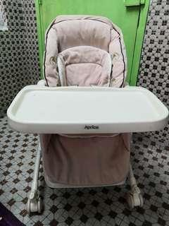 Aprica - High-Low Chair - Baby Swing 625