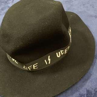 全新黑白帽