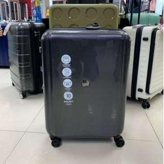 阿豪 Delsey 新品 Montmartre Pro Hard 24寸 行李箱 含過重顯示