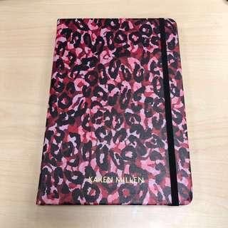 Karen Millen Hardcover Notebook #APR10