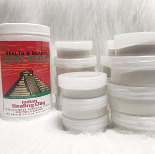 Aztec Indian Healing Clay, Health & Beauty, Skin, Bath