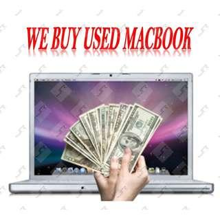 BUY BACK USED APPLE MACBOOK