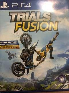 PS4 Games for Sale Trials Fusion