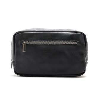 Original Calvin Klein Fragrances New York Leather Pouch