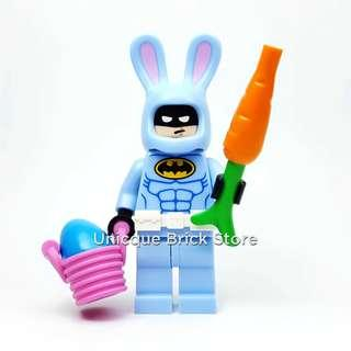#EndgameYourExcess Lego Bricktober 2017 Batman Movie Minifigure - Easter Batman (Bunny Suit)