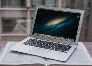 Macbook air 13inch 2014 model