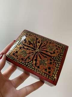 Nepal Handpaint Jewellery box