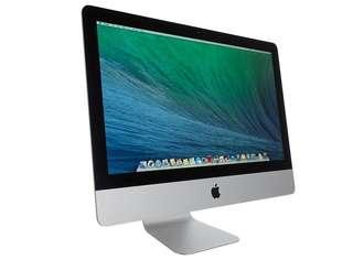 2 units of iMac 21.5inch 2014 model for sale