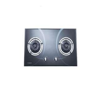 Faber Built In Gas Cooker Glass Hob - Safety Valve (FGH 372/78 BK)