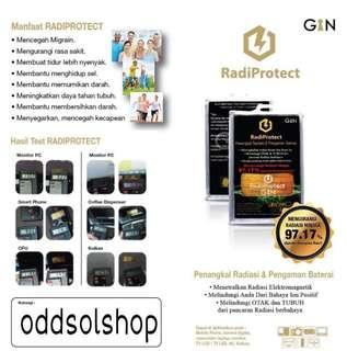 Sticker Anti-Radiasi RadiProtect GiN IMPORT
