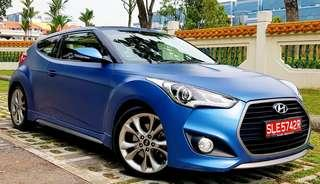Hyundai Veloster 1.6 Auto