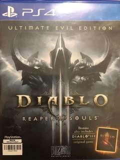 PS4 Games for Sale Diablo