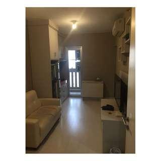 Unit Apartement Greenbay 2 kamar tower F