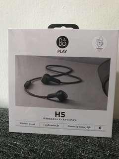 B&O H5 Wireless Earphones