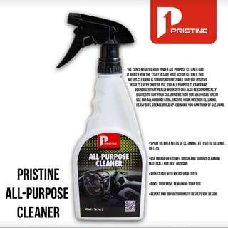 Pristine All purpose cleaner