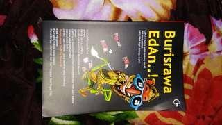 Buku Buriswara Edan