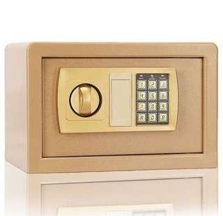 PREMIUM A4 SIZE STEEL SAFE BOX [ FREE DELIVERY ISLANDWIDE]