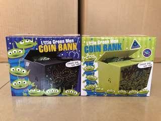 日本直送 三眼仔偷錢錢箱 coin bank
