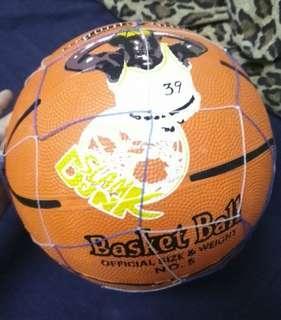 🚚 兒童籃球 標準No.5