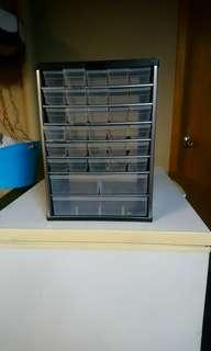 16in by 12in metal organizer