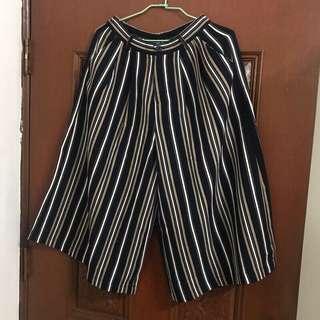 🚚 全新 東京著衣 後鬆緊寬褲
