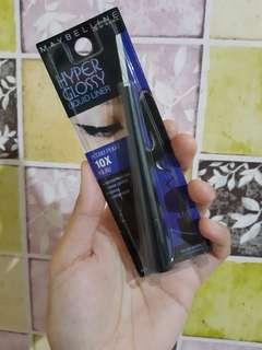 #declutter project - Maybelline Hyper Glossy Liquid Liner