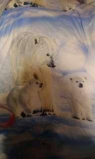 Polar bear Comforter