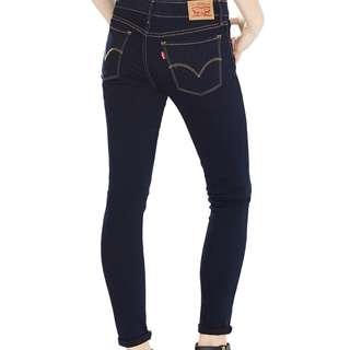 NWOT Levis Jeans 710 Super Skinny