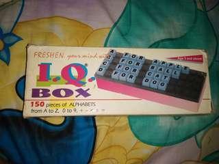 I.Q. Box
