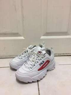 LIMITED EDITION SOLD OUT Pierre Cardin Fila Disruptors