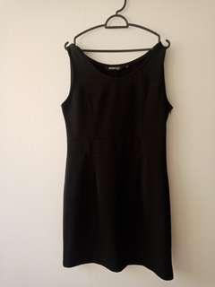 Black dress formal