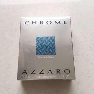 全新 包郵 CHROME AZZARO 香水 30ml