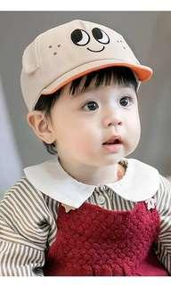 幼兒 cap 帽 bb